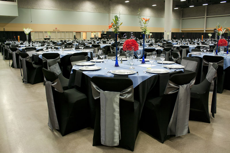 Black Spandex Chair Cover Rentals