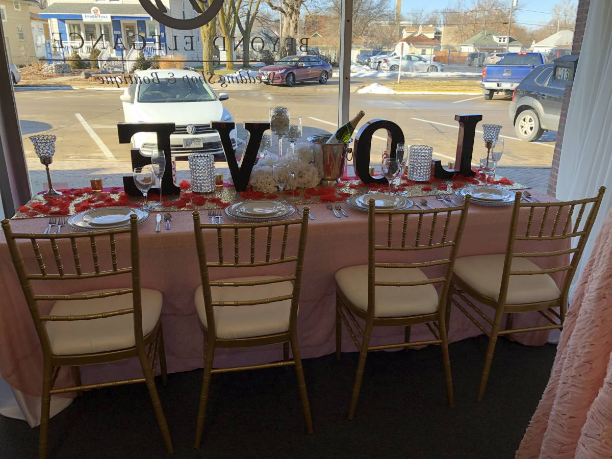 Beyond Elegance Event Rentals