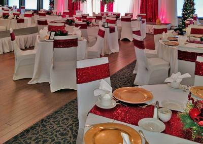 Des Moines Golf & Country Club Wedding Rentals by Beyond Elegance