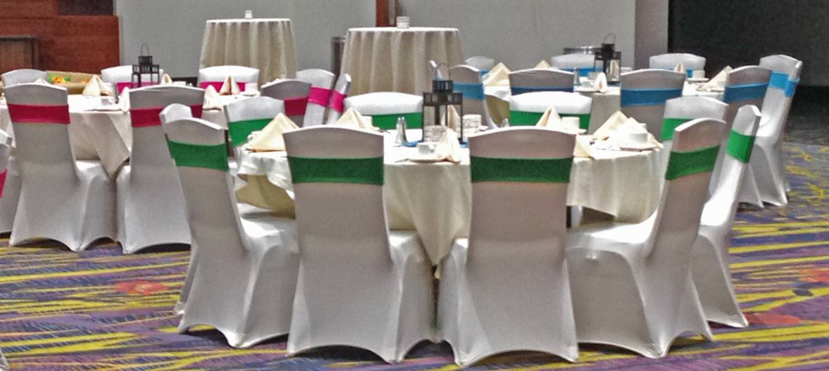 Chair Cover Rentals