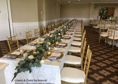 Glen Oaks Wedding Rentals