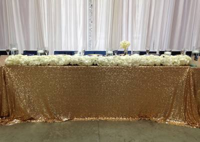 Tablecloth Rentals by Beyond Elegance