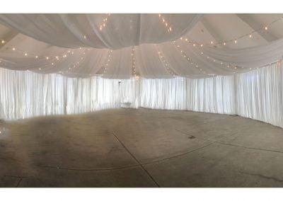 Glen Oaks Country Club Veranda Draping