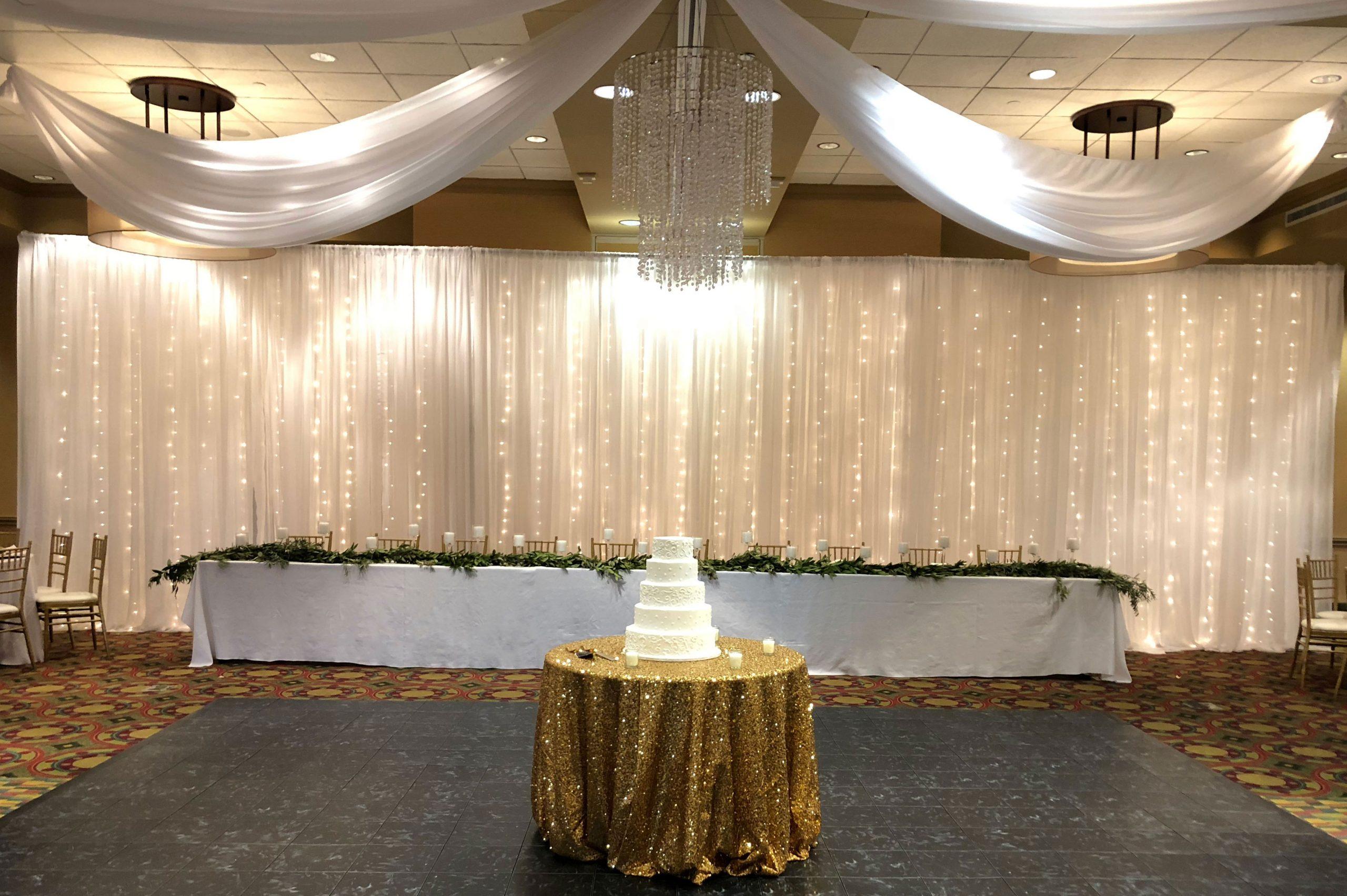 Wedding Backdrop Rentals