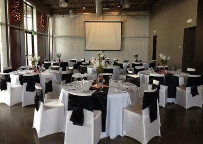 Chair Cover Rentals by Beyond Elegance