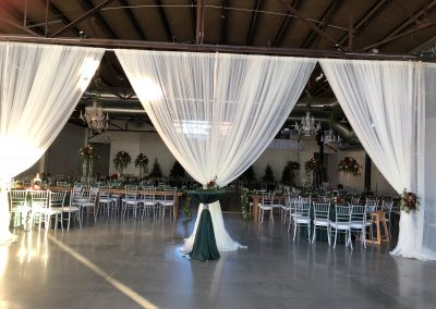 Curate - Des Moines - Wall Draping by Beyond Elegance